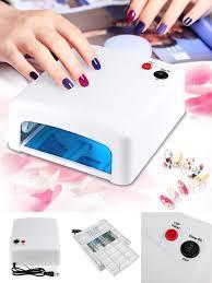 professional nail gel uv l visit to buy professional gel nail dryer high quality 36w uv l