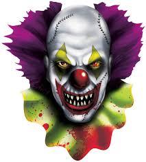 Creepy Clown Pumpkin Stencils by 100 Scary Halloween Cutouts 8 Pumpkin Stencils Scary