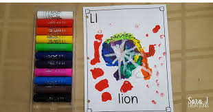 Letter L Activities That Would Be Perfect For Preschool Or Kindergarten Art Fine Motor