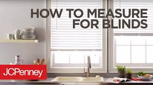 How to Measure For Blinds and Shades Inside and Outside Mount