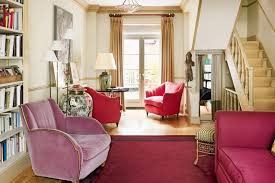 Red Living Room Ideas Uk by Living Room Colour Scheme In Neutral And Red Living Room Design