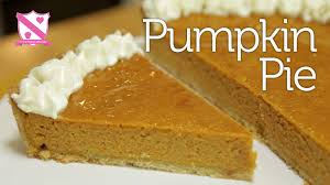 Libbys Pumpkin Pie Recipe On The Can by Thanksgiving Pumpkin Pie Recipe Youtube