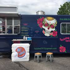 Twisted Tacos Food Truck - St. Louis Food Trucks - Roaming Hunger
