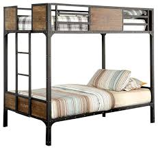 south bank bunk bed industrial bunk beds by totally kids fun