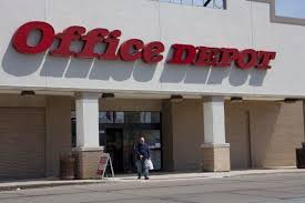 After merger pay cuts fice Depot closing 400 stores in US
