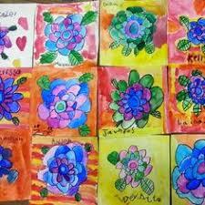 461 Best Kindergarten Art Lessons Images On Pinterest