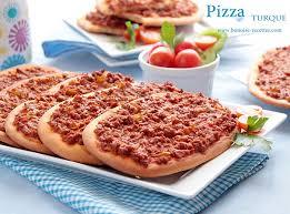 cuisine turc facile pizza turque