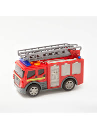 John Lewis & Partners Mini Fire Truck Playset At John Lewis & Partners