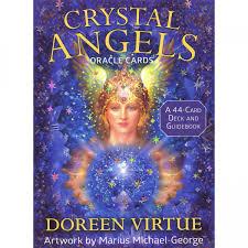 Wholesale Crystal Angels Oracle Deck Doreen Virtue
