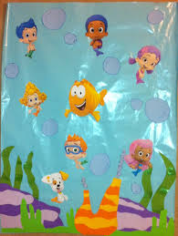 Bubble Guppies Cake Decorations by Ideas Bubble Guppies Birthday Party Bubble Guppies Party Favors