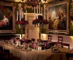 Victorian Dining Elegant Christmas DecorChristmas Table