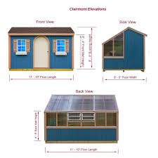 Amazon.com : Best Barns Clairmont 8' X 12' Wood Shed Kit : Garden ... Best Barns New Castle 12 X 16 Wood Storage Shed Kit Northwood1014 10 14 Northwood Ft With Brookhaven 16x10 Free Shipping Home Depot Plans Cypress Ft X Arlington By Roanoke Horse Barn Diy Clairmont 8 Review 1224 Fine 24 Interesting 50 Farm House Decorating Design Of 136 Shop Common 10ft 20ft Interior Dimeions 942