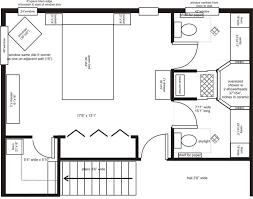 Small Master Bathroom Floor Plan by Bedroom Fascinating Floor Plan Master Bedroom Suite Plans Master