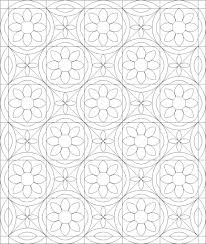 Bright Design Quilt Patterns Coloring Pages Free Adult Lms Dancing Pinwheels A