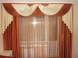 Living Room Curtain Ideas 2014 by Curtains For The Living Room With Horizontal And Vertical Drapes