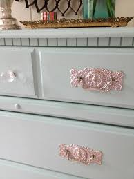Pink Dresser Knobs Target by Livelovediy How To Paint Laminate Furniture In 3 Easy Steps