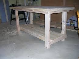 building a workbench in a shed how to make a portable workbench