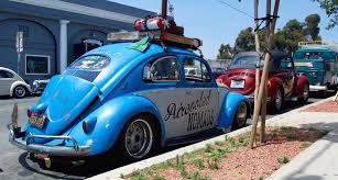 Vintage Volkswagen Show And Art At La Bodega Gallery - Raventurous