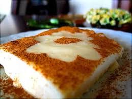 türkischer pudding