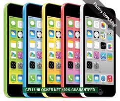 Unlock iPhone 5C Network Unlock Codes