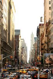 640x960 New York City Street Iphone 4 Wallpaper