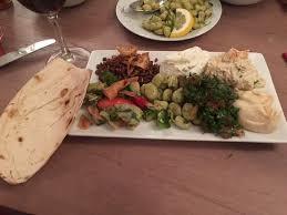 cuisine entr馥s froides assortiment entrées froides picture of o liban ixelles