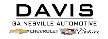Davis Gainesville Chevrolet Cadillac is a Gainesville Chevrolet