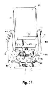 Medicare Lift Chair Reimbursement Form patent us8403409 lift chair and recliner google patents
