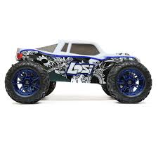 Losi Lets Loose Their Latest Creation: The LST 3XL-E 1/8 Monster ...
