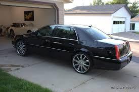 Rasky s Auto Detailing Black 2007 Cadillac DTS
