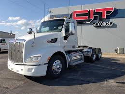 100 Day Cab Trucks For Sale 2015 PETERBILT 579 In Springfield Illinois TruckPapercom