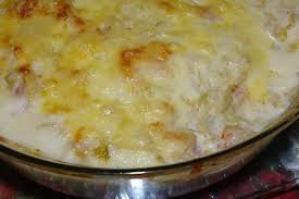 comment cuisiner le choux blanc recette de gratin de chou blanc aux lardons la recette facile