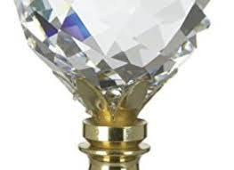 Swarovski Crystal Lamp Finials by Waterford Crystal Lamp Finials Fwscourts Org