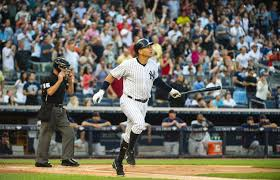 A Rod s career hit No 3 000 on HR as Yankees top Tigers NY