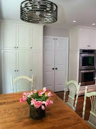 Ceiling Fan For Kitchen Fans With Light Popular Of Lights Stunning Renovation Ideas Above Island