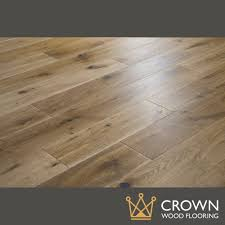Parkay Floors Fuse Xl by 18 X 150mm U0027smoked Stained U0027 Matt Lacquered Oak Engineered Wood