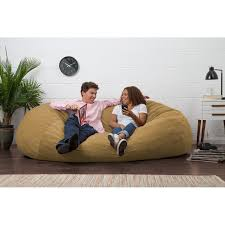 Shop Big Joe XL Bean Bag Fuf Chair - On Sale - Free Shipping Today ... Amazoncom Big Joe 645182 Dorm Bean Bag Chair Zebra Kitchen Ding Kids Beanbag Large 6way Garden Lounger Giant Childrens Bags Milano Multiple Colors 32 X 28 25 Modern Mini Me Pod Purple Mbb918pf 2019 Creative Storage Stuffed Animal Fussball Woodland Print Jo Maman Bebe Levmoon Cover Living Room Fniture Sofa Chairs Juniper Outdoor Sunfield Jaxx The Lazy Life Grey Star Bean Bags King Kahuna Beanbags