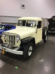 100 1950 Willys Truck Jeep 473 12 Ton Values Hagerty Valuation Tool