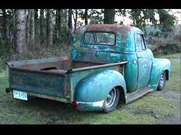 Rat Rod Truck | Classic Rat Rod Trucks Set#4 - YouTube | Rat Rod ...