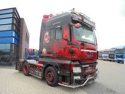 TGX 26.540 6x2 / Special Paint / Manual / Retarder / Super Truck !