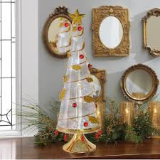 Small Fiber Optic Christmas Tree With Ornaments by China Iron Christmas Tree China Iron Christmas Tree Shopping