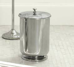 Bronze Bathroom Trash Can With Lid by Bronze Bathroom Trash Can With Lid Brilliant Liners And The Best