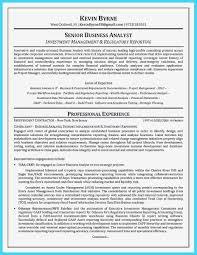 100 Agile Resume Sample Business Analyst