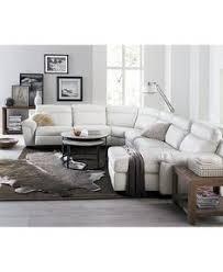Macys Elliot Sofa by Elliot Fabric Microfiber 2 Pc Chaise Sectional Sofa Created For