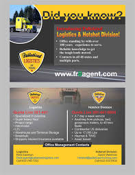 Broker Postcard Design For A Company By Yadavsushil | Design #7571794 Sonia Mendez Human Rources Safety Compliance Palletized Trucking Inc Youtube Kyrish Truck Centers On Twitter Houston We Are The Most Diverse Trucking Company In Image Gallery Ft Contact Home Gulf Coast Logistics Company Theinstapic Posts About Scheurle Tag Instagram Texas Ports Directory By Port Of Authority Issuu Images Tagged With Palletizedtrucking Ltl East Branch Delivery Services