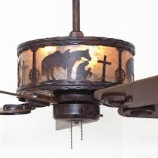 why you should have a wagon wheel ceiling fan in your home western