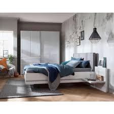 nolte möbel schlafzimmer set concept me 320 2 tlg wahlweise mit beleuchtung