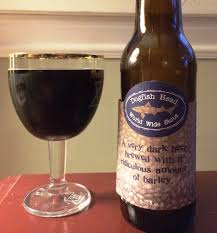 Harlots Harvest Pumpkin Ale by Dogfish Head Craft Brewed Ales The Parting Glass