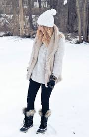 Best 25 Snow Day Outfit Ideas On Pinterest