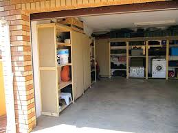 Build Wood Garage Shelf by How To Build Wooden Shelves And Garage Shelving Plansbuilding